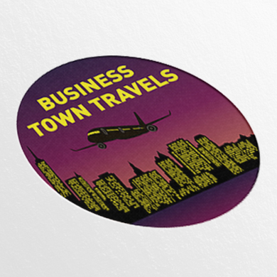 Business town travels